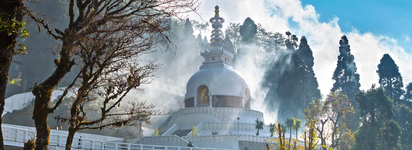 A Peace Pagoda Pathway: Discover The Lesser-Seen Locations Around India