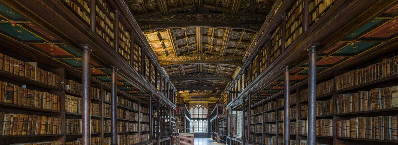 5 Beautiful Libraries That Will Invoke Your Inner Bibliophile