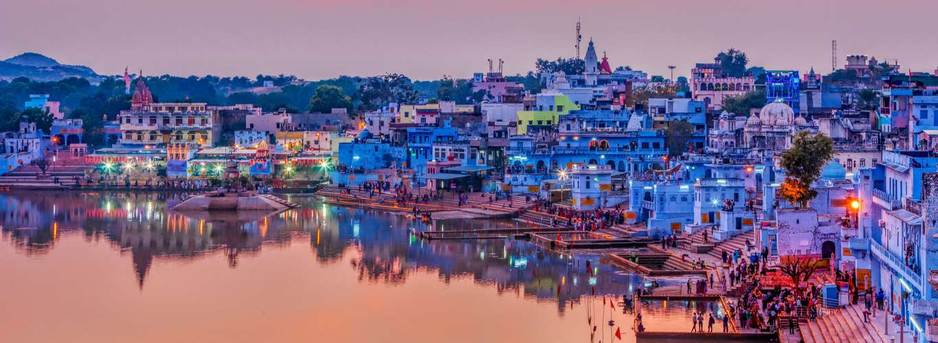On a Spiritual Sojourn in Rajasthan
