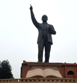 Travelling with Ambedkar