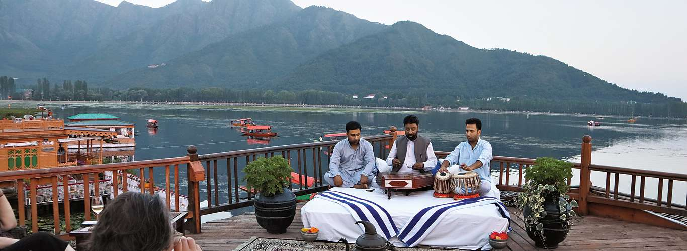 Kashmir: What Paradise Must Look Like