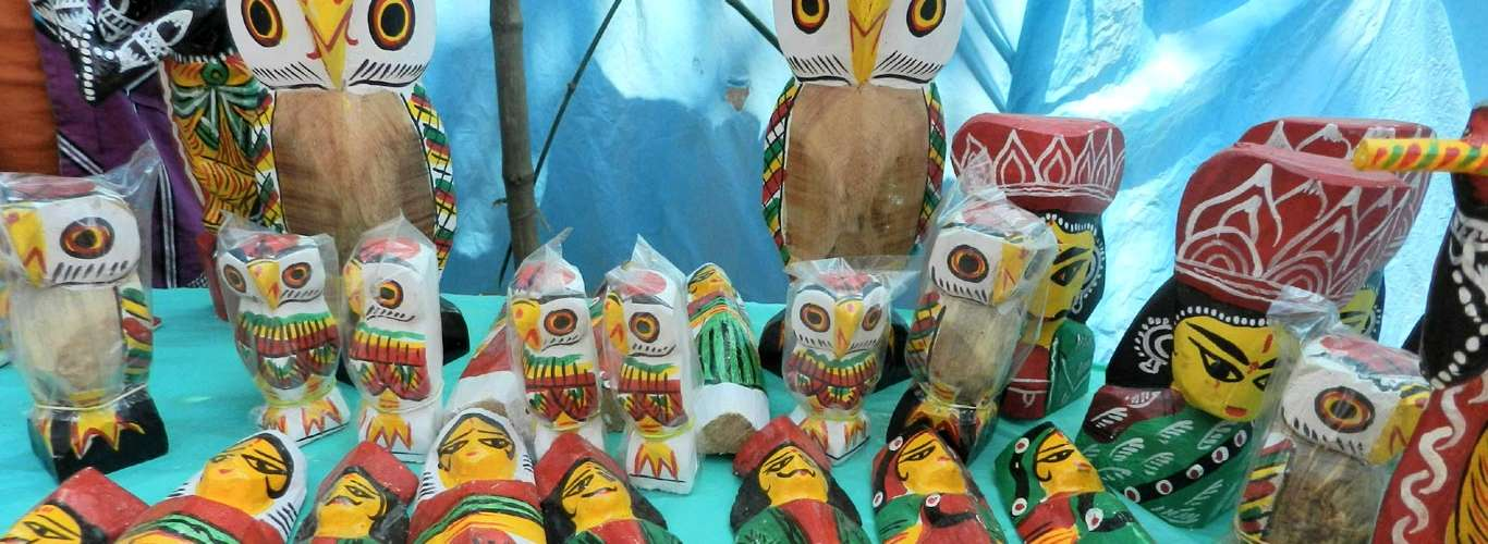 Nutangram: Home To The Wooden Dolls Of Bengal