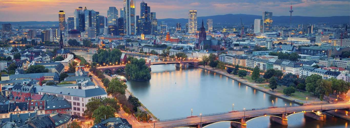 Now You Can Experience The Best Of Frankfurt From The Comfort Of Your Couch