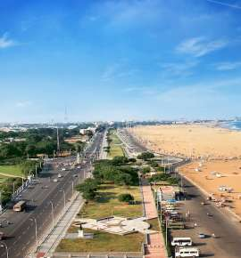Experience 24 hours in Chennai