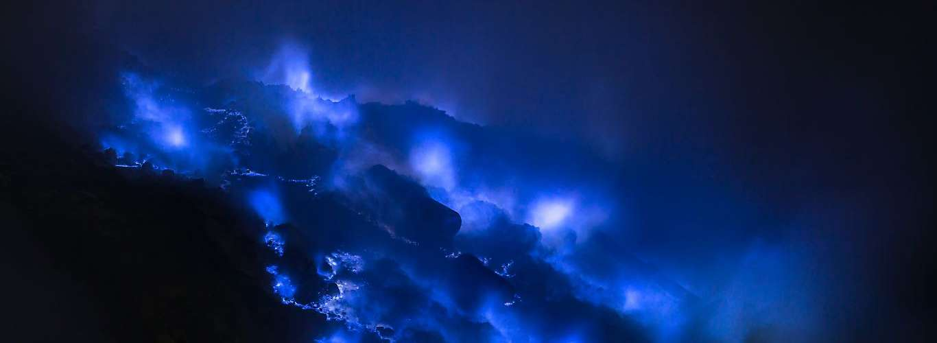 This Volcano Has The Blues