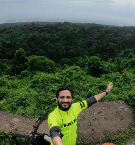 Northeast on a Bicycle: A Journey Through Meghalaya