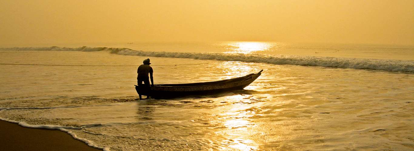 Odisha's Golden Triangle. Have You Been?