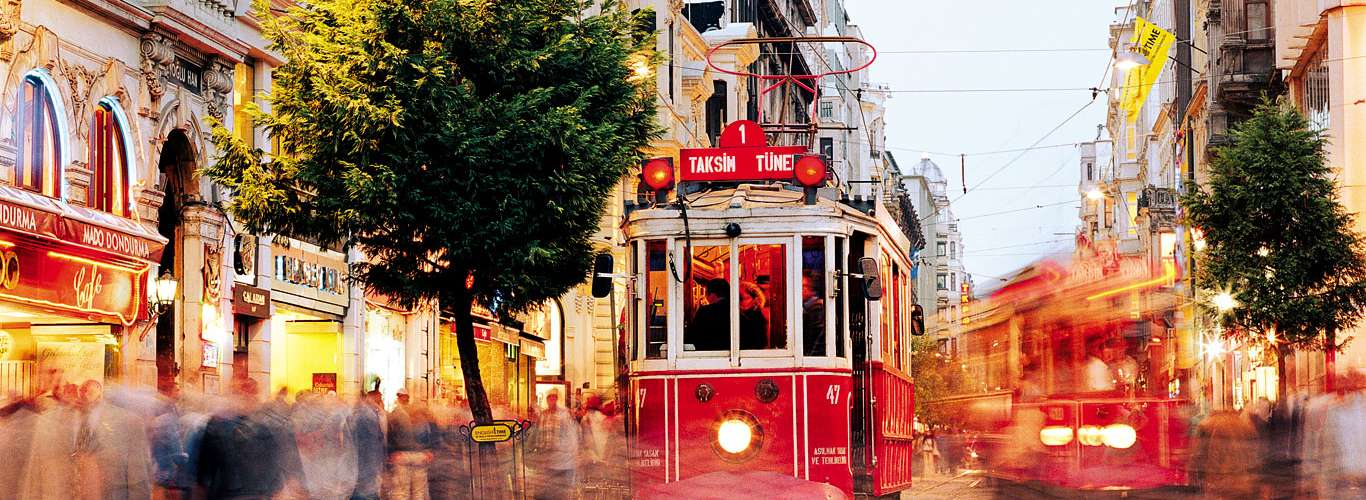 The Timeless Haven of Istanbul