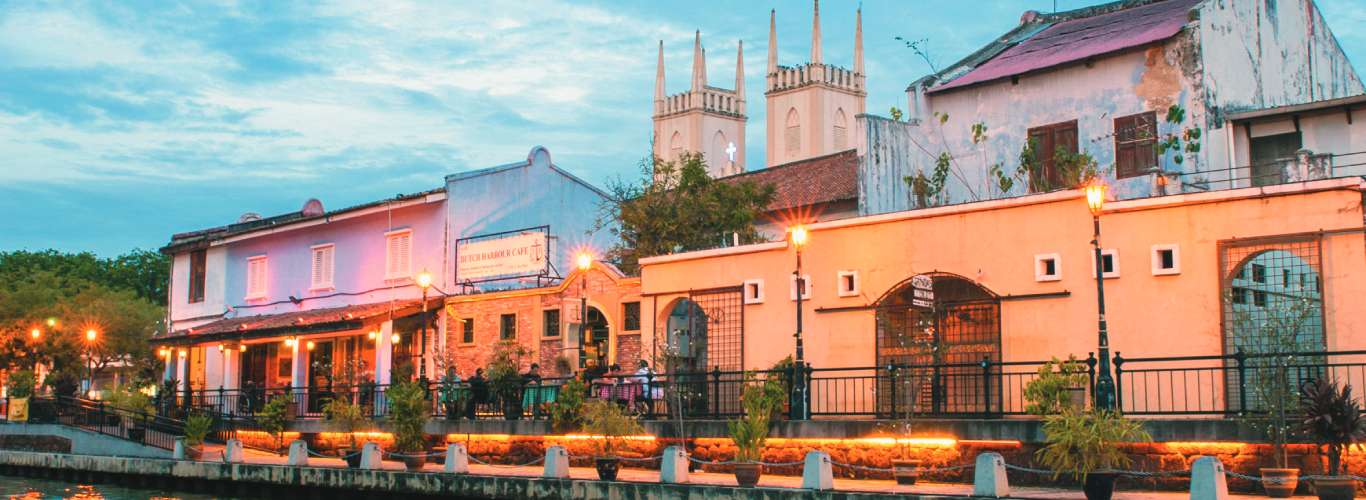 Discover a New Palate at Malaysia's Unesco World Heritage Town of Melaka