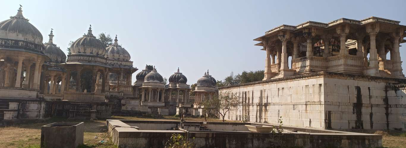 Did You Know of the 372 Ahar Cenotaphs in Udaipur?