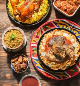 Easy to Cook Recipes For Your Next Iftar Meal