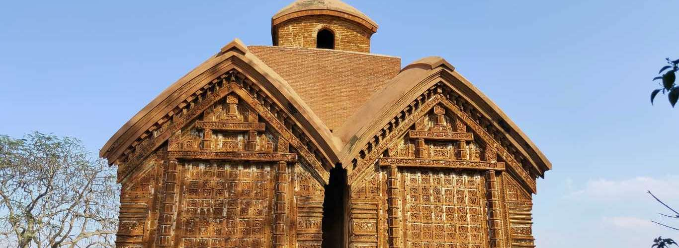 7 Terracotta Temples Commemorated by India Post