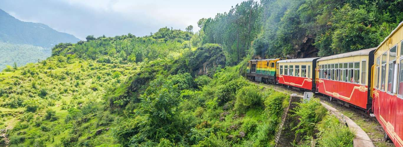 A Ride To Nostalgia: Toy Trains In India That Take You To The Hills