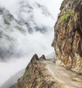 5 Road Trips that Aren't for the Faint of Heart