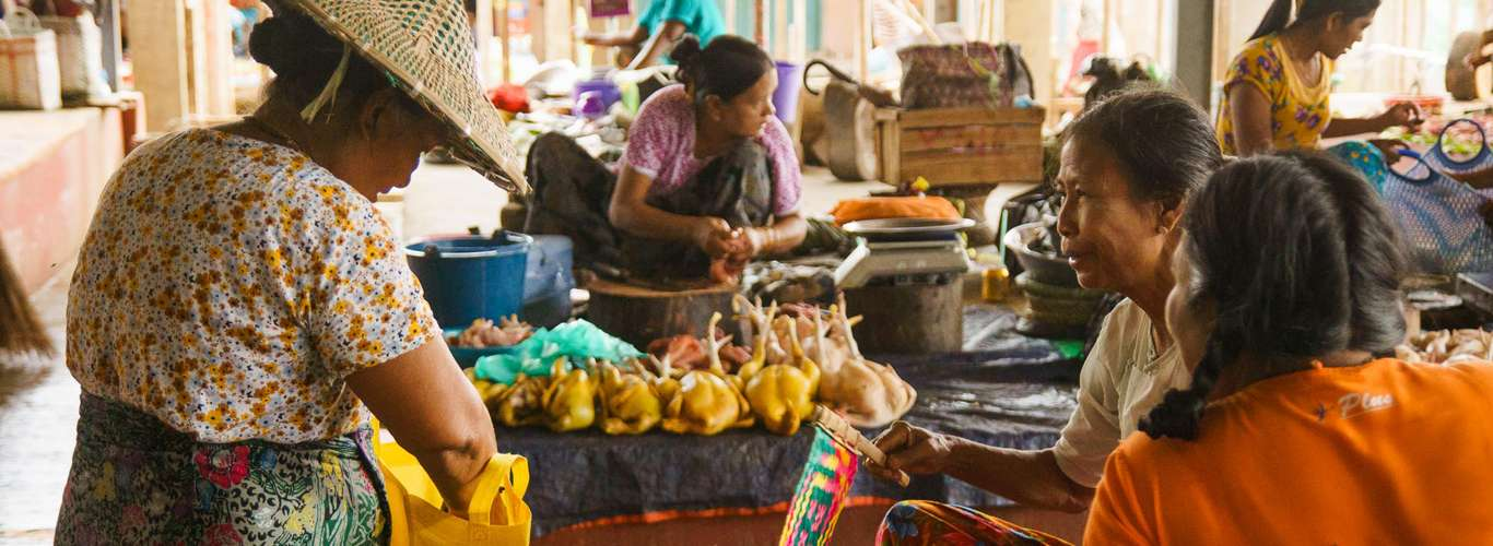 Moreh Town: A Gateway To Myanmar's Vibrant Culture