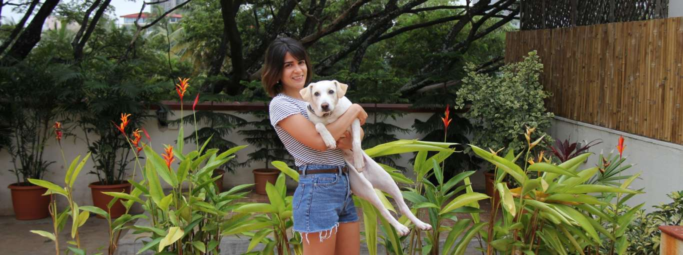 A Chat With Aashti Sindhu - Pilot and Vegan Activist
