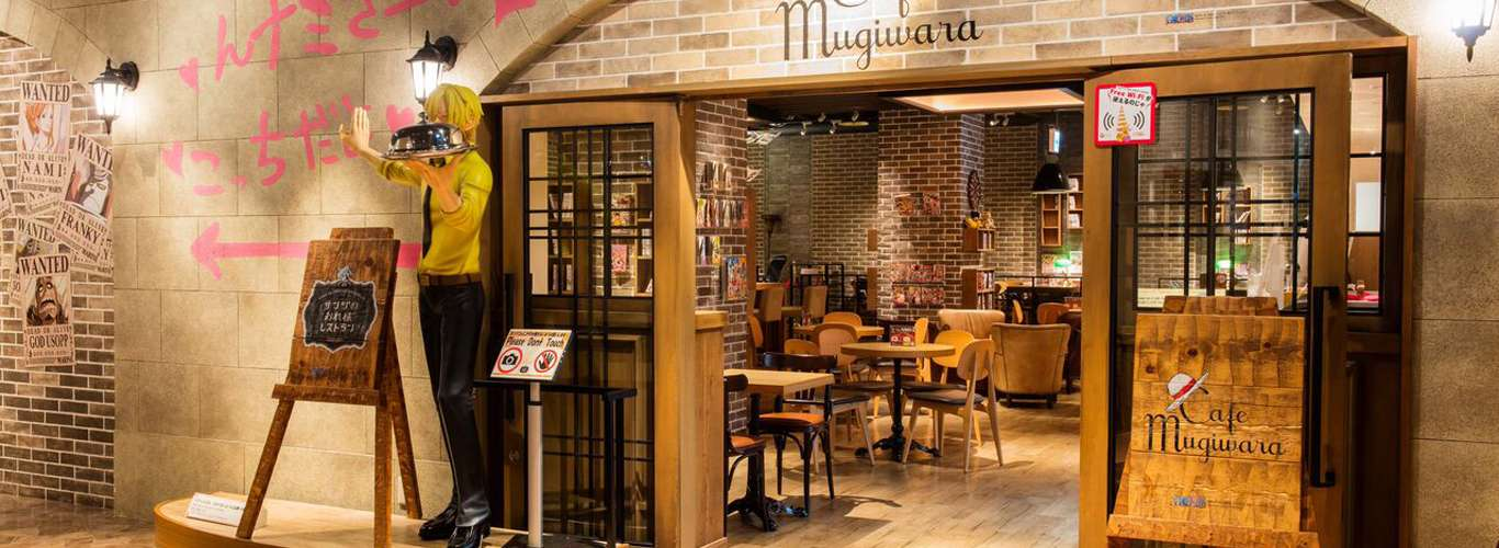 4 Must-Visit Cafes For Anime Geeks Around the World