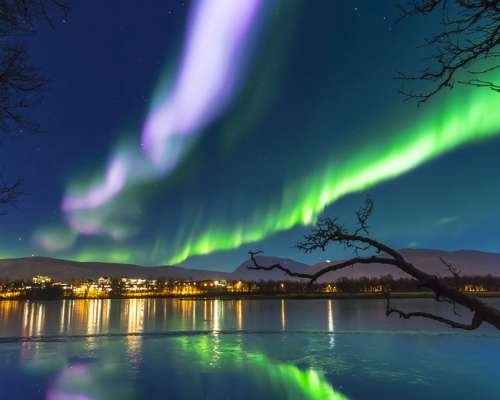 Countries In The World Where One Can Witness Auroras