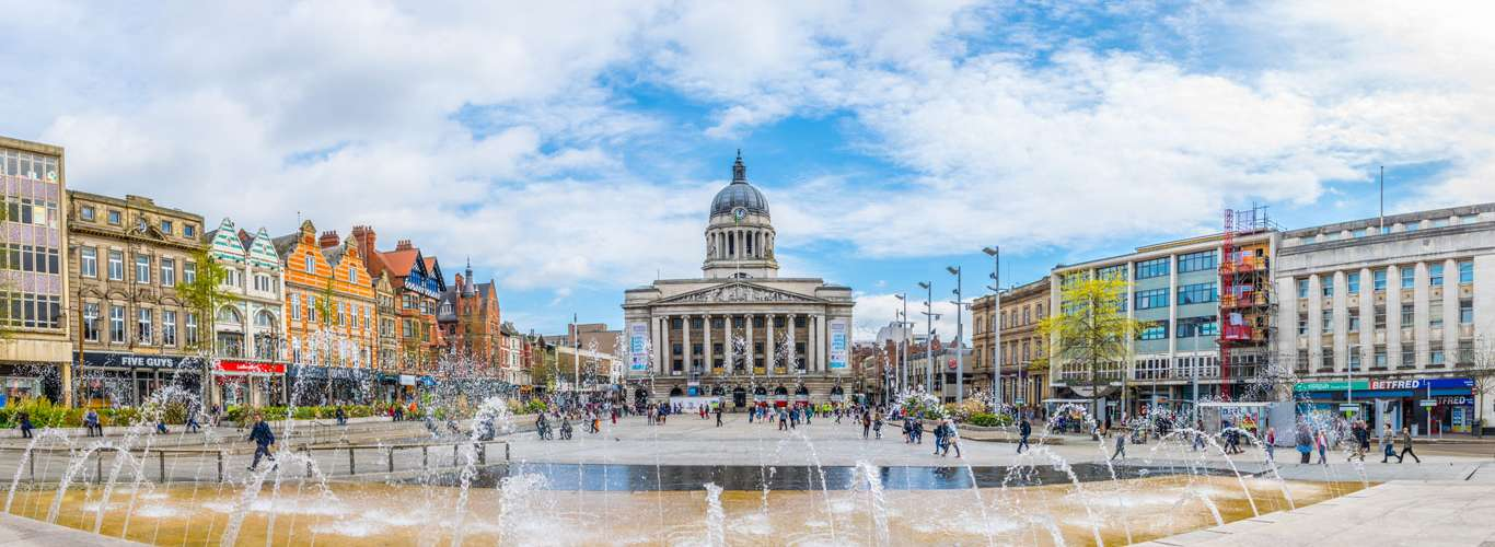 24 Hours: What You Can Do in Nottingham