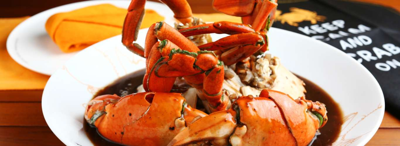 Visiting Ministry Of Crab In Mumbai? Here's What To Order