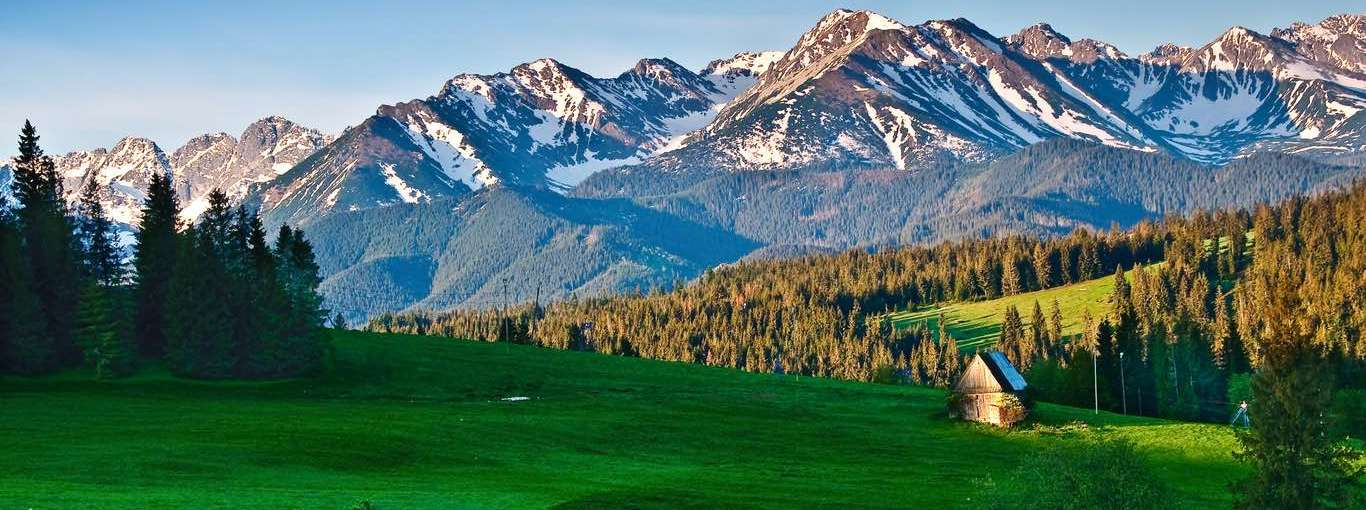 Far From the Madding Crowd: The Polish Tatra Mountains