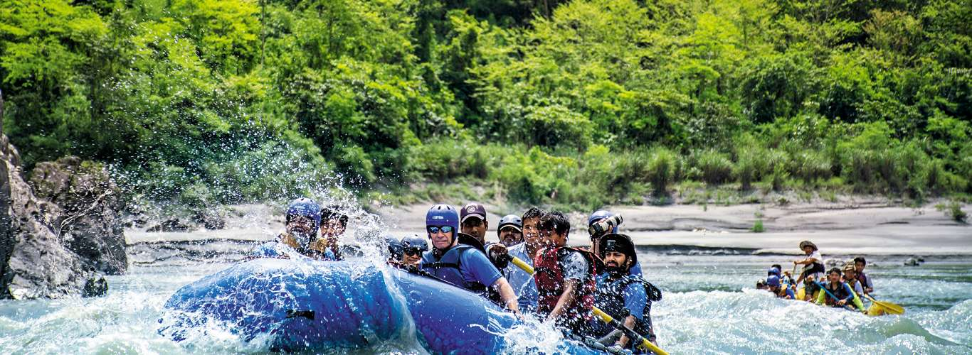 River Rush: Braving The Siang
