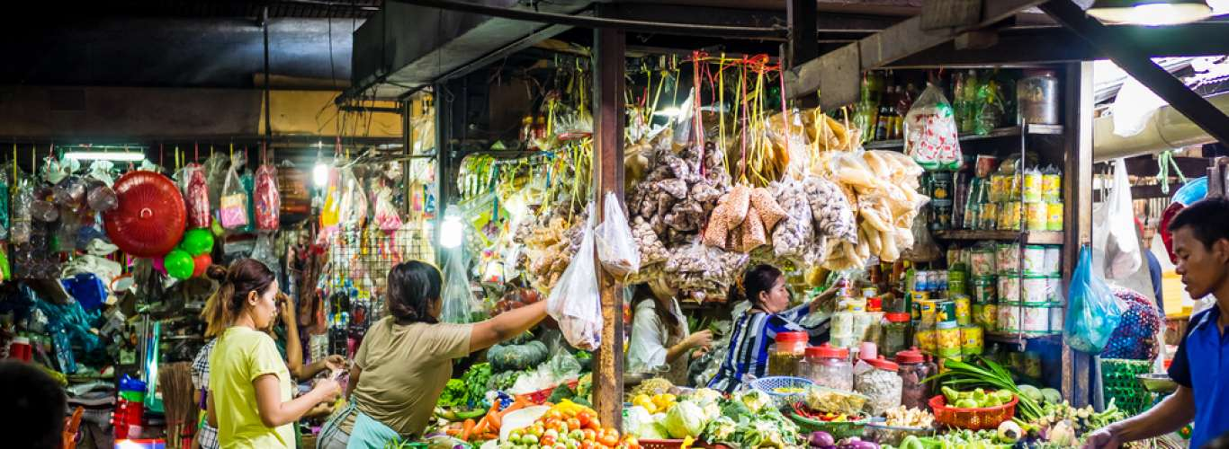 Discovering Authentic Khmer Cuisine In Siem Reap