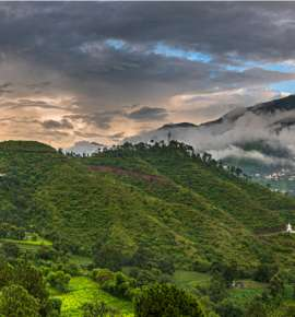 Himachal's Arki: Where History Meets Nature's Beauty