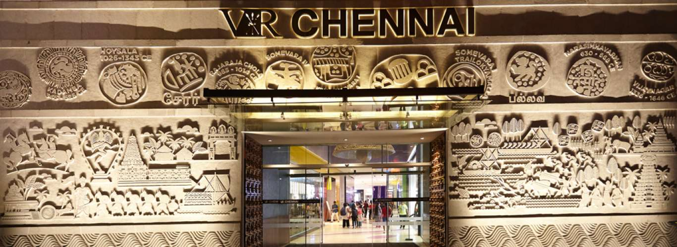 VR Chennai: A Shopping Centre With A Lot Of Tales To Tell