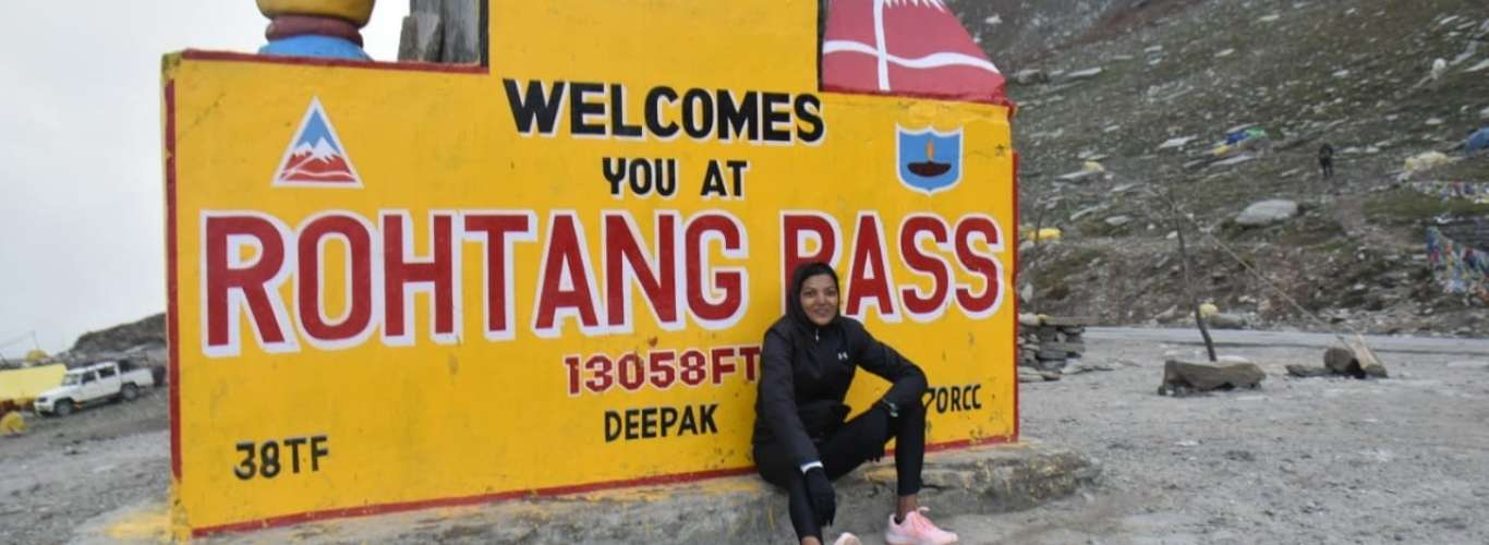 Up The Hill: This Delhi-Based Runner Did Manali to Leh in Just 6 Days