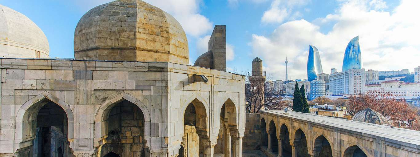 48 Hours: When You Find Yourself in Baku
