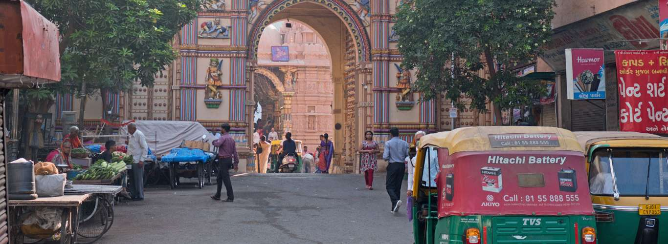 Shop at These 4 Markets to Get the Best of Ahmedabad