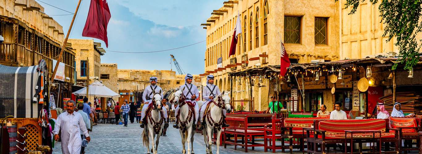 Souq Waqif: For A Slice Of Qatari Lifestyle