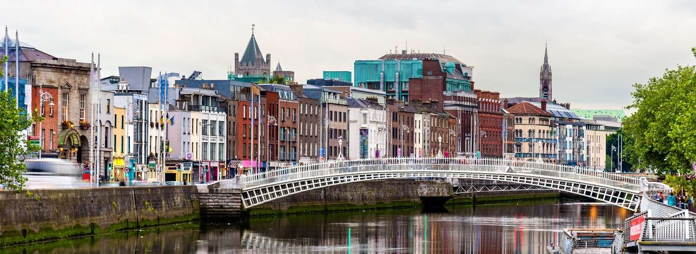 Culture From The Couch: Dublin