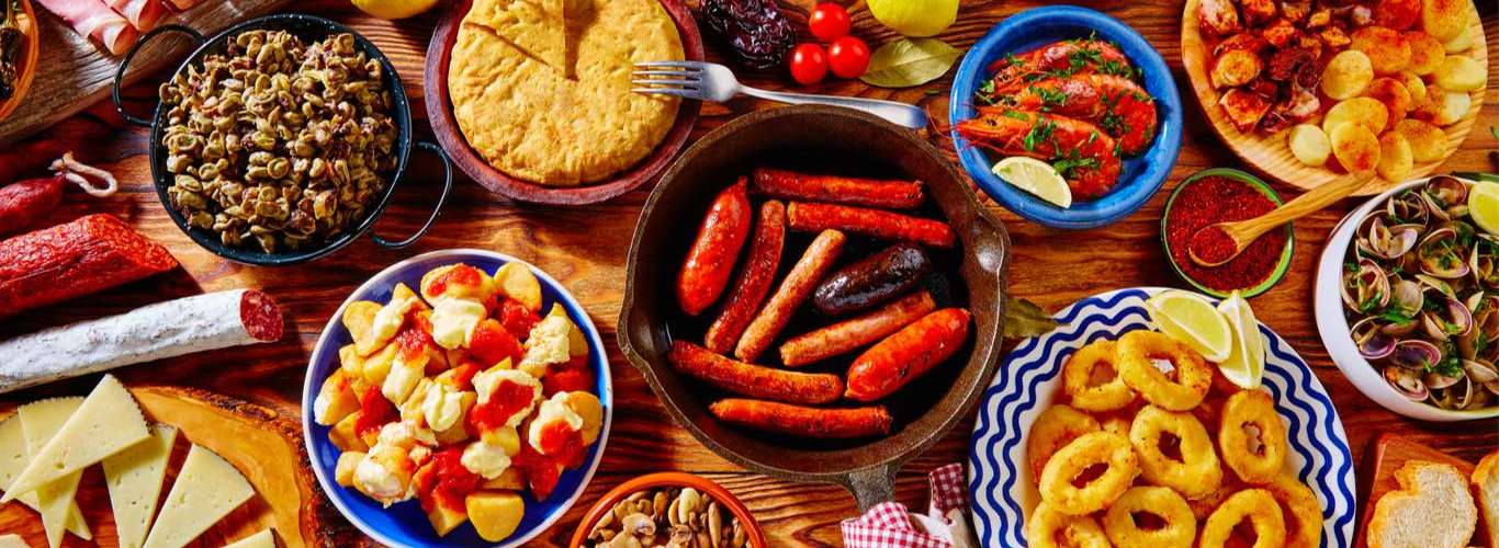 Stir Up your Kitchen with these Spanish Dishes