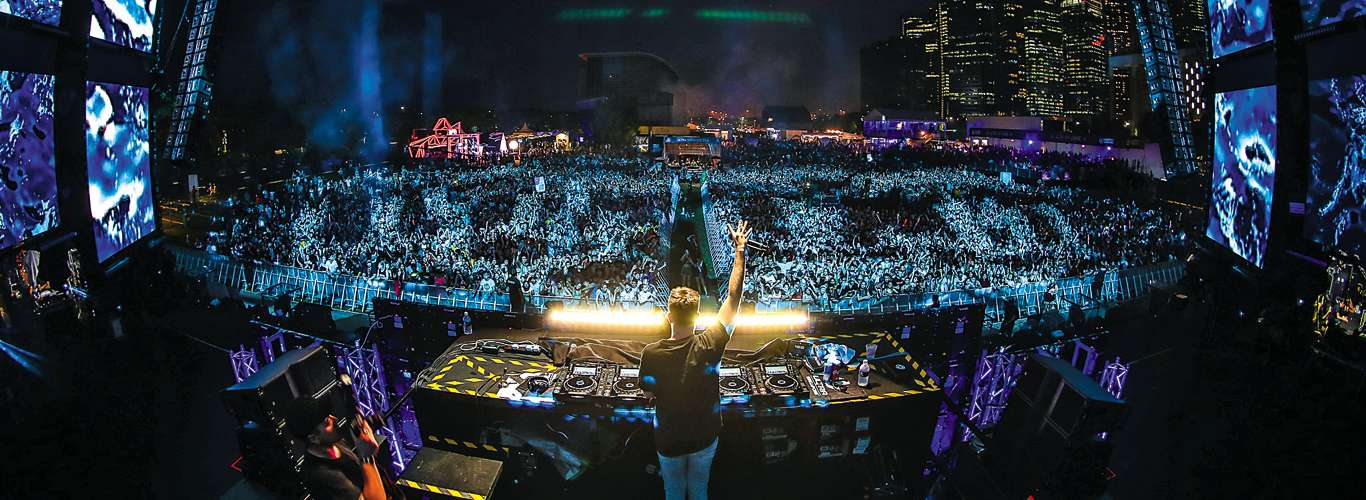 Partying Done Right at the Ultra Singapore 2018