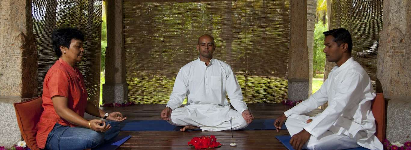 A Yoga Retreat Reopens in a Post-COVID World