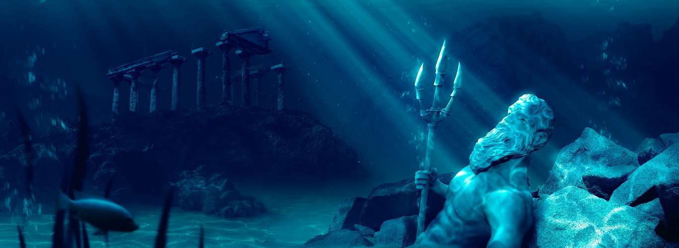 Where the Drowned Gods Live