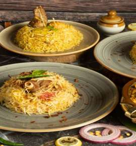 ITC Hotels Launch the Biryani & Pulao Collection