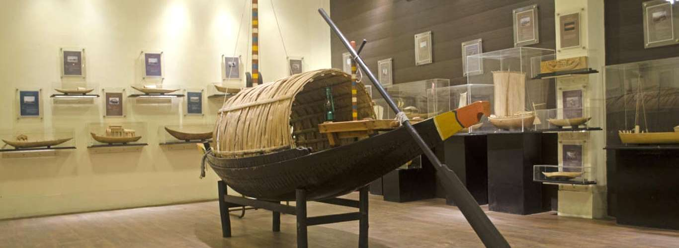 A Whale Of A Time At India's Only Boat Museum