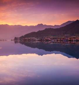 8 Extraordinary Lakes to Visit in India