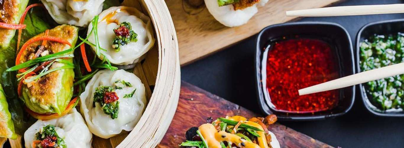 Where To Get The Best Dim Sums In Delhi