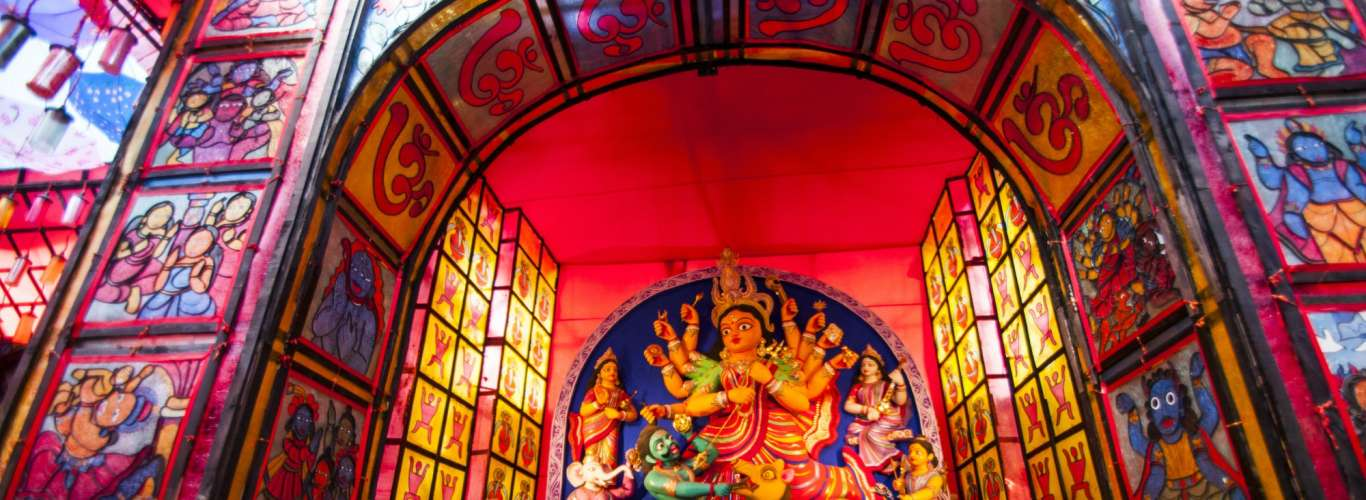 Durga Puja: The Greatest Public Art Show In The World