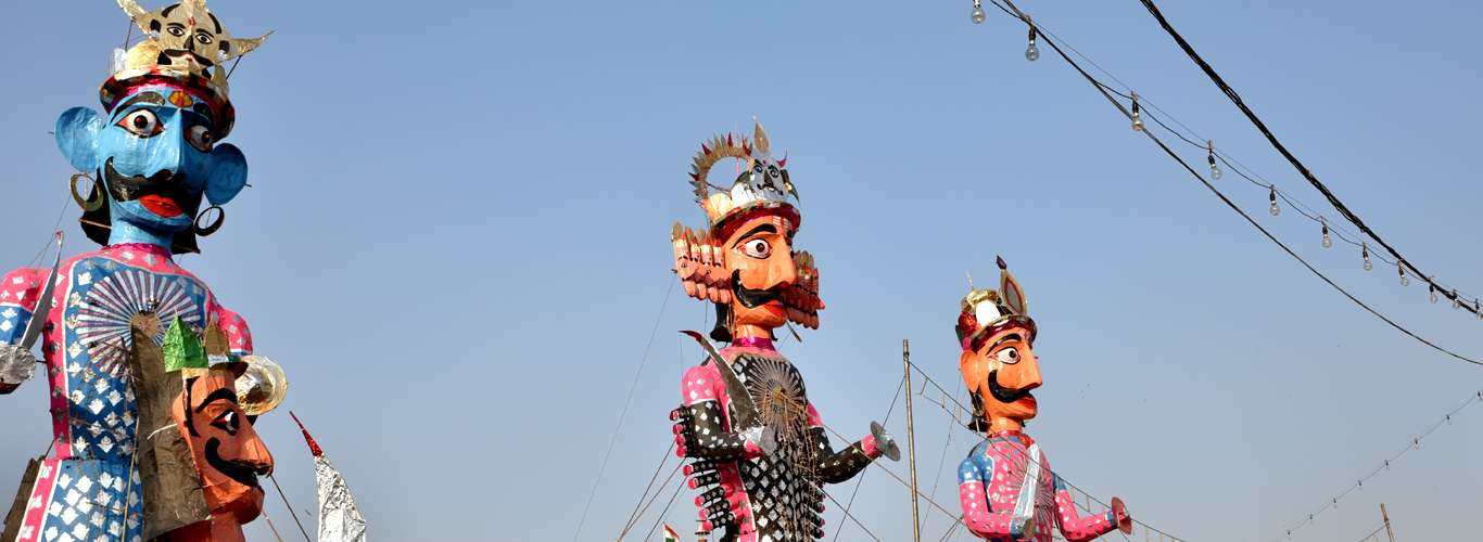 5 Cities Where You Should Celebrate Dusshera In India