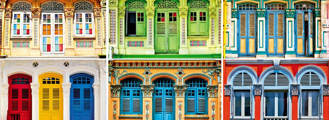 Construction to Cuisine: Unfolding Peranakan Culture in Singapore