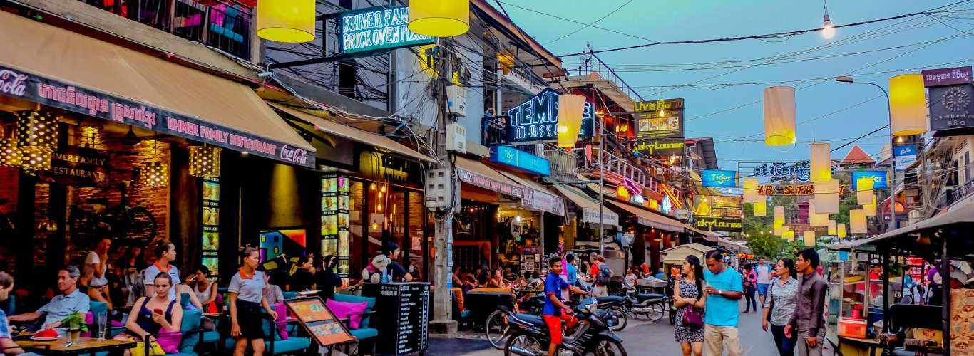 Have You Been To These Night Markets In Asia?
