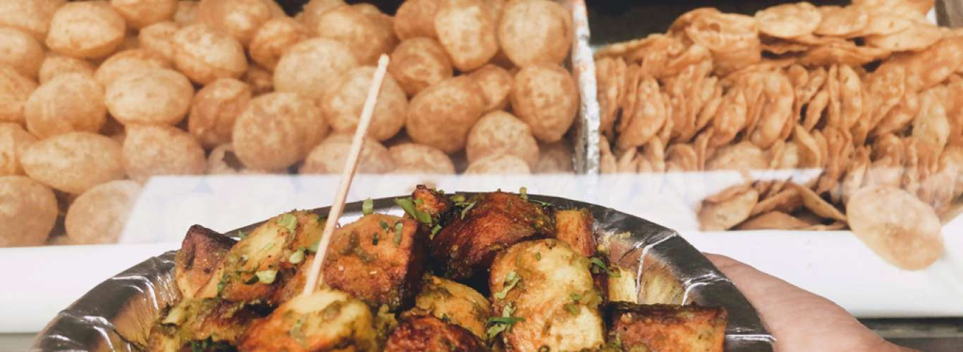 Aloo Chaat: The Underdog Of Street Food