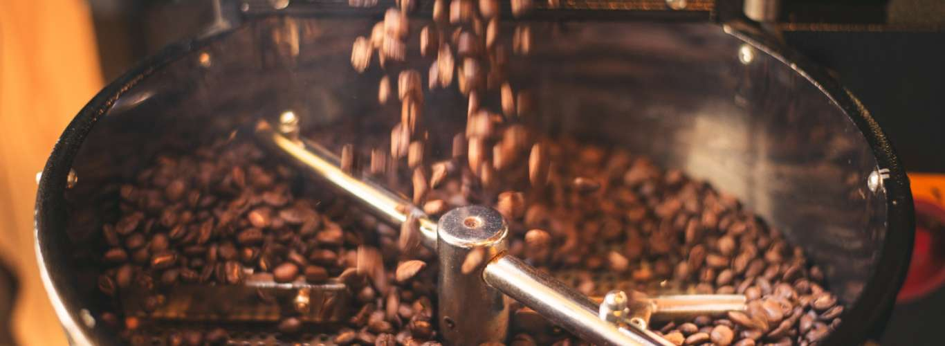 Stop And Smell The Coffee Beans In Okhla