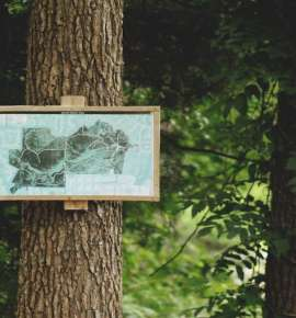 Preserve Holiday Memories with Bespoke Map Prints
