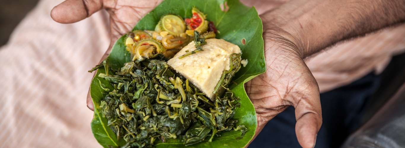 Adivasi Foods are a Part of the Culture and Identity in Jharkhand